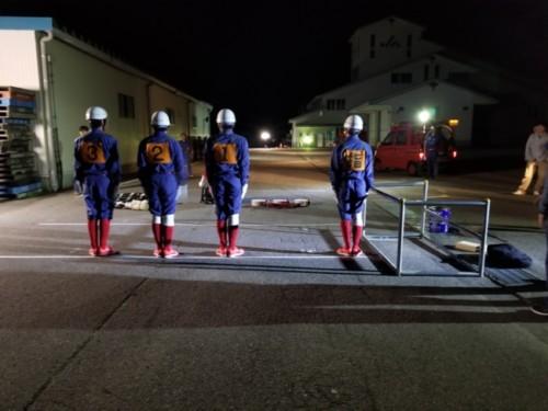 消防団の活動を紹介します