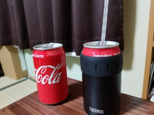 【レビュー】冷たさ長持ち!缶飲料を飲むならサーモスの保冷缶ホルダーがおすすめすぎる!