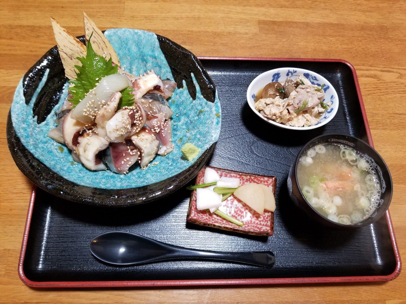【新潟県村上市】和食とお酒と音楽のお店 なご道【和食】